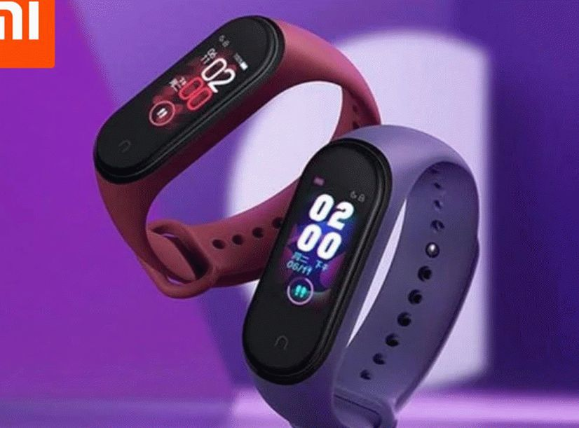 Xiaomi Mi Band 4 Smartwatch